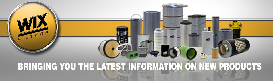 WIX Filters, Wix oil filters, WIX air filters, Wix Heavy Duty Oil filters -  Home | Wix Fuel Filter Catalog |  | www.wixfilters.com