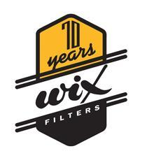 WIX Filters - Historic Timeline